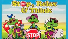 Kids Anger Management Workbook Stop Relax Think