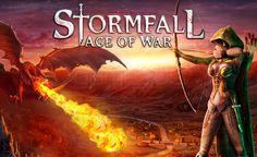 Stormfall Age of War. Ampliación de la ciudad situada cerca de las unidades del castillo y reclutar los hombres necesarios para crear un ejército fuerte.