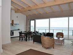 Beach lounge 1 in Danish Nienhof: 2 bedrooms, for up to z – About Designs Stay Overnight, Room Goals, Luxury Apartments, Coastal Living, The Places Youll Go, Interior And Exterior, The Good Place, Architecture Design, Pergola