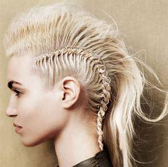 Why Knot: 19 High Fashion Braids via Brit + Co.