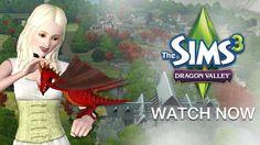 nice The Sims 3 | Dragon Valley Trailer Check more at http://99trailer.de/2845_the-sims-3-dragon-valley-trailer/