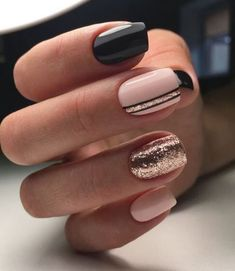 58 Eye Catching Winter Nail Art Design Ideas
