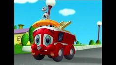 Sick Day #finley #fireengine #kidsshows #cartoonsforchildren #cartoons #kidscartoons