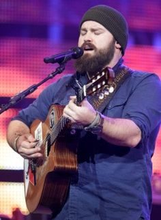 Zac Brown Band Brown performs Thursday, Feb. 28th to the largest crowd this week of 64,174. Photo by Melissa Phillip / Houston Chronicle