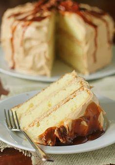 Southern Caramel Layer Cake