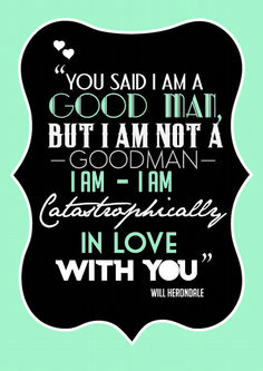 Will Herondale, Quote,