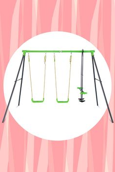 Entertain the rabble on the Hurley Metal Swing Set, with fun for up to four kids. In any backyard, the Hurley encourages high flyers to take off into the atmosphere. The dual glider encourages youngsters to cooperate and soar through the air together.  LOCATION: AUSTRALIA
