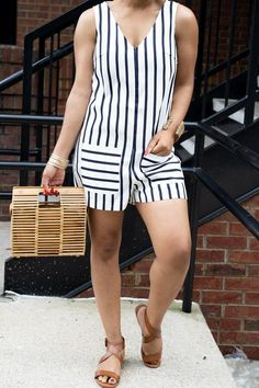 Casual Dresses, Casual Outfits, Fashion Outfits, Cool Outfits, Summer Outfits, Blouse Styles, Jumpsuits For Women, Playsuit, Rompers