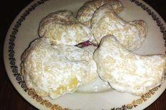 ořechové taštičky z lineckého těsta | recept