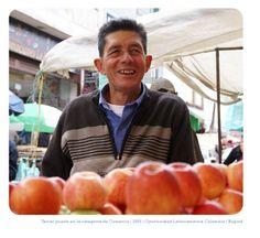 """""""Fue la base fundamental de un principio para ahorrar y comprar una vivienda"""". Rubén de Jesús Martínez Tercer puesto en la categoría de Comercio   2005   Oportunidad Latinoamérica Colombia   Bogotá www.premiocitialmicroempresario.com"""