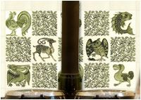 Create your own Combination of William Demorgan Tiles