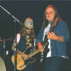 Leon and Ed Great Bands, Cool Bands, Ed King, Lynard Skynard, Allen Collins, Leon Russell, Ronnie Van Zant, Common People, Rock And Roll Bands