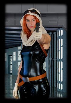 My cosplay HERO!  PamsCostumes.  I used this site a lot for my Mara Jade costume