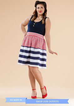 603842b4d3 <3 this look from the ModCloth Style Gallery! Cutest community ever. #