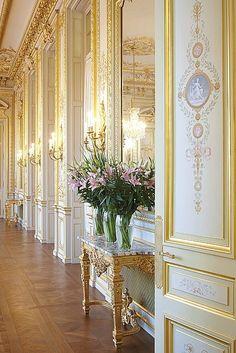 ♔audreylovesparis — Shangri-La Hotel, Paris