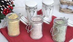 3 Sels aromatisés maison avec Thermomix, voici trois recettes faciles pour préparer trois savoureux sels aromatisés, pour assaisonner vos salades et plats