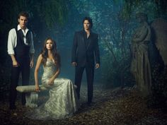 Neil Rodgers   The CW   The Vampire Diaries