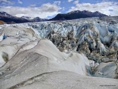 Glaciar Viedma , Parque nacional