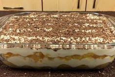 Tiramisu dezert s vážně famózní chutí, který je připravený už za 10 minut! Cinnamon Sugar Apples, Delicious Desserts, Dessert Recipes, Romanian Food, Cookery Books, Russian Recipes, Chocolate Desserts, Trifle, Sweet Tooth