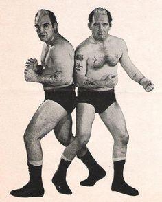 Sputnik and Rocket Monroe, The Monroe Brothers