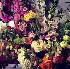 Flowers by Flora Starkey. Found on instagram.com/florastarkey