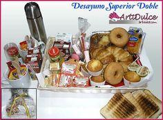 Desayuno superior doble, el desayuno de los campeones!