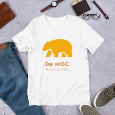 tee-shirt original Be MOC for boys&girls T Shirt Original, Tee Shirts, Tees, Boy Or Girl, The Originals, Girls, Mens Tops, Shopping, Streetwear Clothing