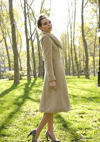 the AUDREY from Vaute Couture. #vegan #fashion #eco_friendly #coat