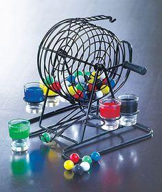 Bingo Drinking Game