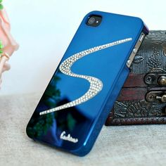 http://www.case2case.net/diamond-swarovski-case-for-iphone-4-iphone-4s-blue.html  Diamond Swarovski case for iphone 4/iphone 4s Blue, $35.99 free shipping