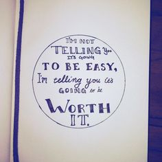 Always worth it!