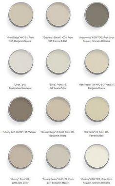 Best Neutral Paint Colors. Neutral Paint Color Ideas. Popular  Neutral Paint Color. Neutral Paint Color Palette Ideas. #NeutralPaintColor