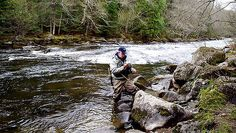 Fly Fishing in Pittsburg NH | by Sarah_Lee_R