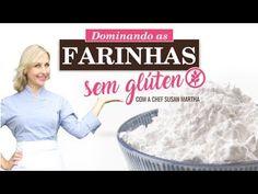 Este curso online vai te dar liberdade para preparar as suas próprias receitas substituindo a farinha de trigo por farinhas sem glúten da sua preferência.
