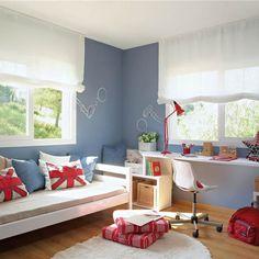 10 cuartos de niños ¡renovados por El Mueble!