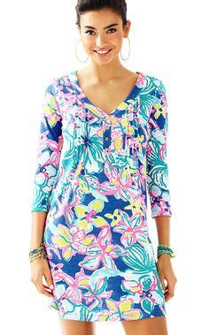 a27c7991a7df Amberly Swingy T-Shirt Dress. Southern Shirt CompanyLilly PulitzerDresses  ...