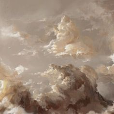 aesthetic clouds brown angel beige cream sky quote athena aphrodite moon