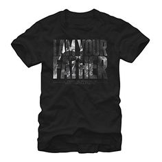 Star Wars Darth Vader Space Father Mens Graphic T Shirt *** Click image to review more details.