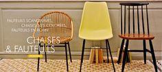 Slavia Vintage, boutique de meubles & mobilier vintage.