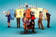 Find more tv shows like Otvorena vrata 2 to watch, Latest Otvorena vrata 2 Trailer, After bombarding,family Andjelic-Jakovljevic falling apart. Tv Series 2013, Comedy Tv Shows, Club Poster, Culture, People, Movie Posters, Film Poster, People Illustration, Billboard