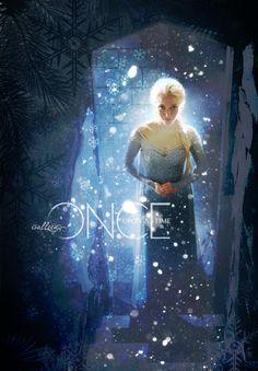 Elsa <3 Abc Tv Shows, Best Tv Shows, Queen Elsa, Ice Queen, Best Disney Movies, Disney Fun, Josh Dallas And Ginnifer Goodwin, Frozen Cosplay, Outlaw Queen