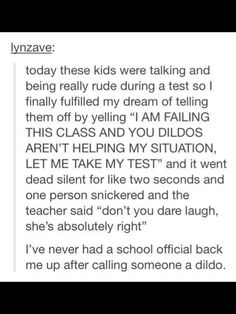 Funny quotes pictures laughing so hard teachers 70 Ideas Funny Tumblr Posts, My Tumblr, Funny Quotes, Funny Memes, Hilarious, All Meme, Lol, Random Stuff, Funny Stuff