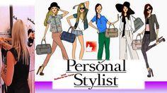 Moda  Como Se Tornar um Personal Stylist  | Curso On Line Vídeos e Ebook