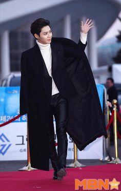 150122 Taemin - KBS Joy-TV 24th High1 'Seoul Music Awards'