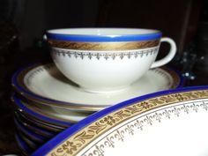 My Eschenbach Bavaria Porcelain china