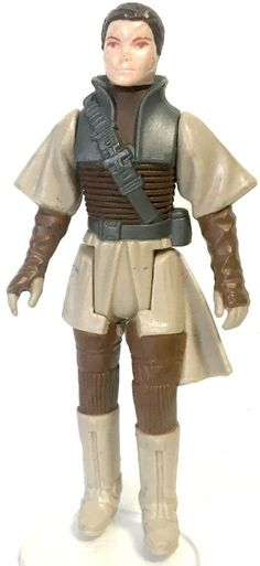 Star Wars – Princess Leia Organa (Boushh Disguise, incomplete- A)  Kenner  Star Wars, Vintage Star Wars www.detoyboys.nl