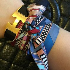52 Best Twilly Time images   Hermes, Silk scarves, Silk wrap bracelets f517e5800cf