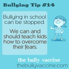 Bullying can be stopped if you know what to say and how to say it.  - video
