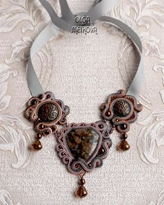 Amazing jewelry by Olga Snetkova | Beads Magic