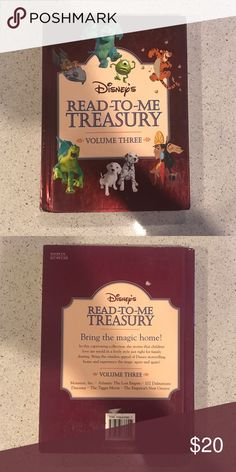 Disney Hard Back Book Multiple stories Disney Other